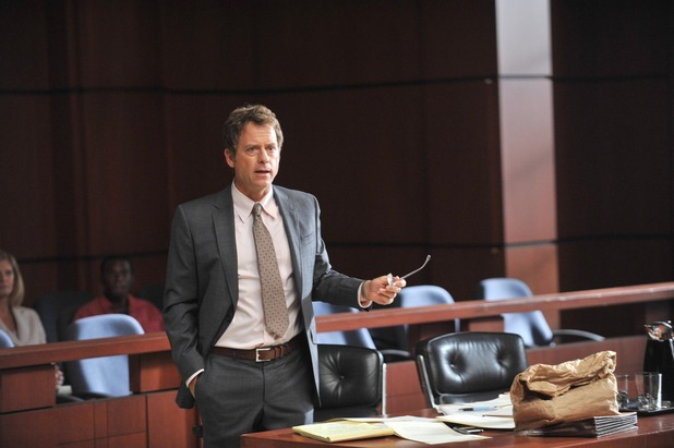 Greg Kinnear in the series premiere of Rake
