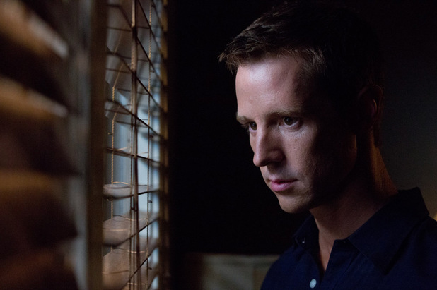 Jason Dohring as Logan in Veronica Mars