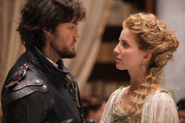 'The Musketeers' episode 7 'A Rebellious Woman'