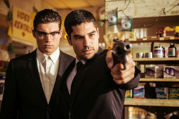 'From Dusk Till Dawn' TV series.