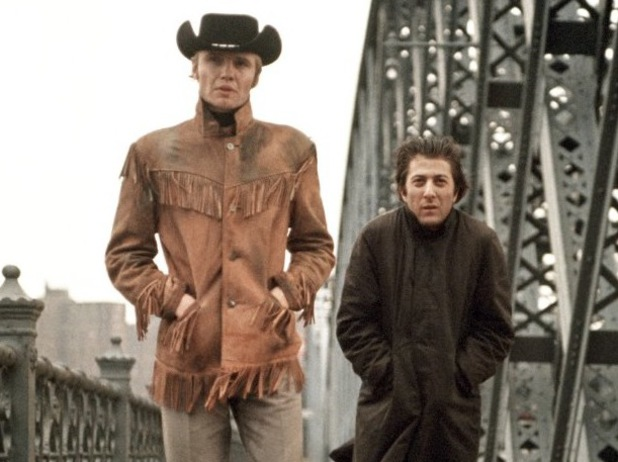 Dustin Hoffman, Jon Voight Midnight Cowboy (1969)