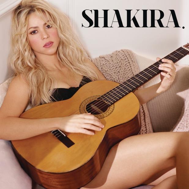 'Shakira' deluxe album artwork