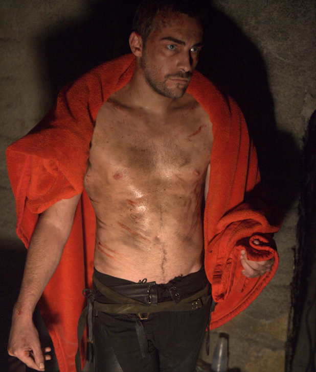 Tom Austen in Ironclad 2