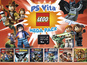 PS Vita LEGO games bundle announced