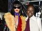 Lupita Nyong'o mingles with Rihanna