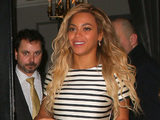 LONDON, UNITED KINGDOM - MARCH 07: Beyonce Knowles leaving the Arts club at 5.20am on March 7, 2014 in London, England. (Photo by Mark Milan/GC Images)