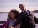 Quvenzhané Wallis, Jamie Foxx and Cameron Diaz star in updated Annie.