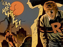 Classic and modern horror comics are bundled with novels and music.