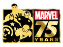 Editor-in-chief Axel Alonso introduces the celebration of 75 years of Marvel.