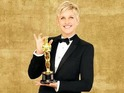 Ellen DeGeneres kicked off the 2014 Oscars with jokes about herself and the stars.