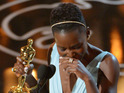12 Years a Slave actress wins an Academy Award for her first film.
