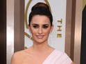 Penelope Cruz arrives at the Oscars on Sunday, March 2, 2014, at the Dolby Theatre in Los Angeles.