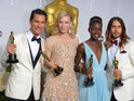 Lupita Nyong'o and Cate Blanchett are also presenting at the 87th Oscars.