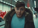 The singer walks the streets of London in the clip for his latest track.