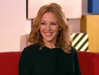 Kylie Minogue: 'I'm not sure if I'll return to The Voice UK'