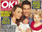 Michelle Heaton, Hugh Hanley show new baby son AJ - picture