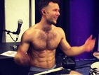 Gay Spy: Harry Judd drums shirtless, puts bum to good use at Wembley