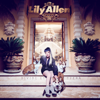 Lily Allen 'Sheezus' album artwork.