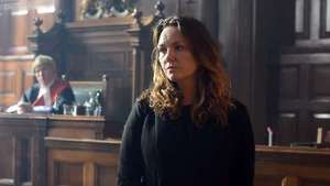 Soap Scoop: Janine's big trial in Eastenders