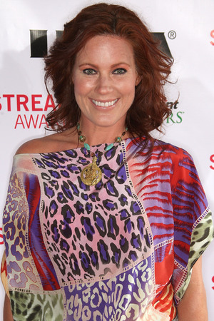 LOS ANGELES, CA - APRIL 11: Actress Elisa Donovan attends the second annual Streamy Awards at the Orpheum Theater on April 11, 2010 in Los Angeles, California. (Photo by Frederick M. Brown/Getty Images)
