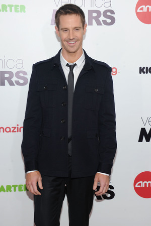NEW YORK, NY - MARCH 10: Actor Jason Dohring attends the 'Veronica Mars' screening at AMC Loews Lincoln Square on March 10, 2014 in New York City. (Photo by Jamie McCarthy/Getty Images)