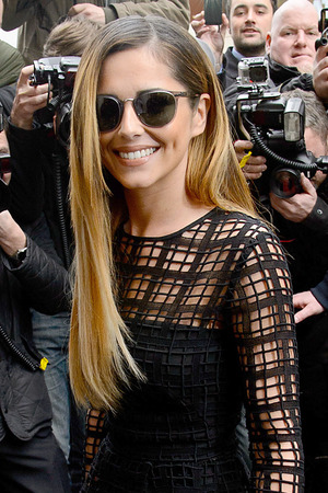 Cheryl Cole outside The Arts Club in central London, March 11, 2014