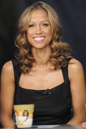 THE VIEW - (11.15.12) Actress Stacey Dash (