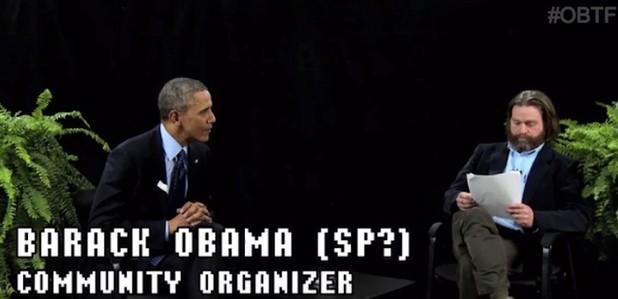 Barack Obama on Between Two Ferns