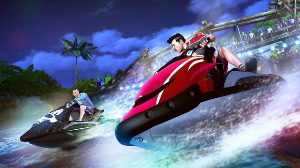 Kinect Sports Rivals screenshot
