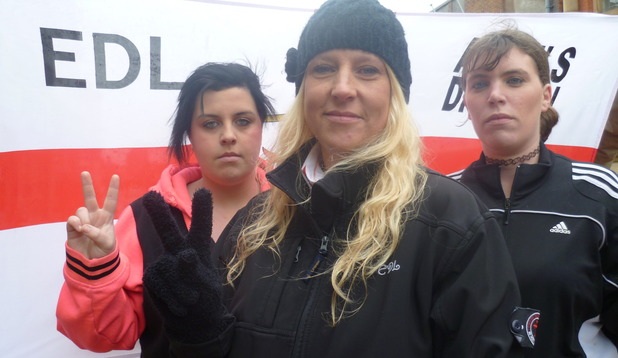 EDL Girls - Don't Call Me Racist