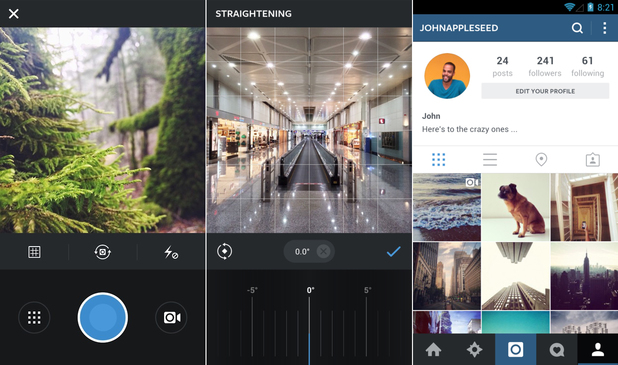 Instagram app for Android (March 2014)