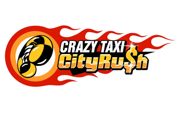 Crazy Taxi: City Rush logo