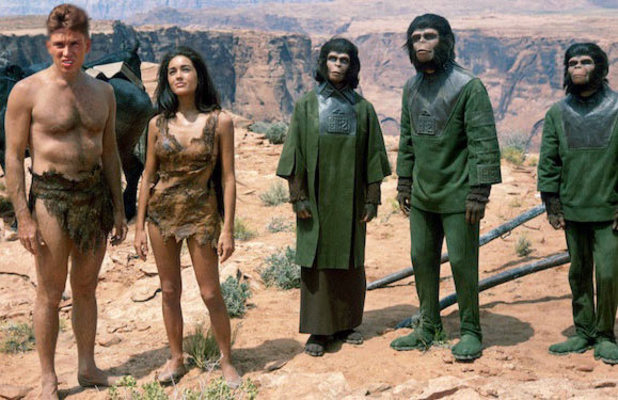 Joey Essex Planet of the Apes