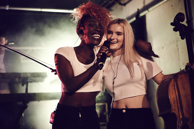 Clean Bandit at The Laundry, London.
