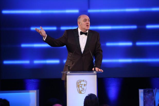 Dara Ó Briain at the 2013 BAFTAs