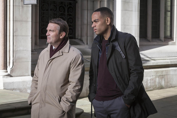 'Law & Order: UK' series 8.