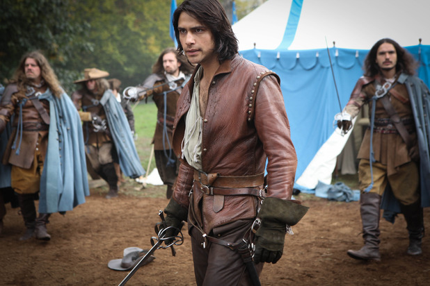 The Musketeers episode 8 'The Challenge'
