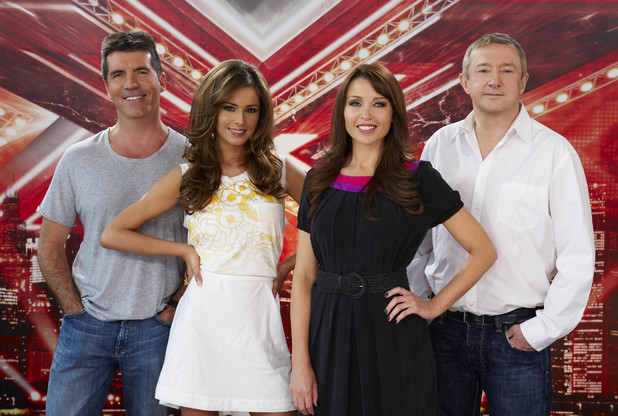 Cheryl joins the X Factor