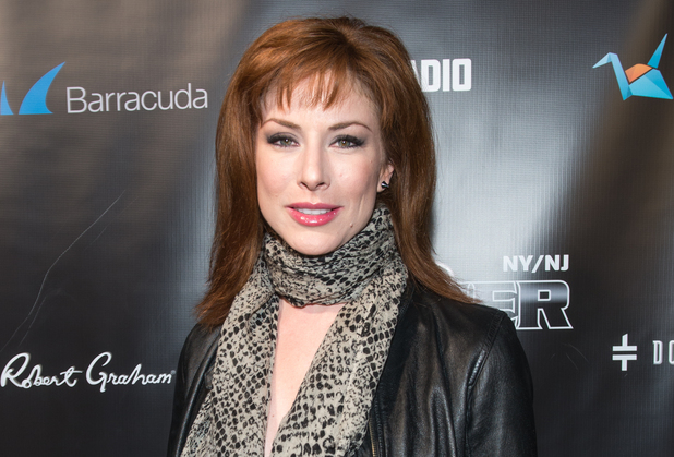 Diane Neal attends the 11th Annual 'Leather & Laces' Party at The Liberty Theatre
