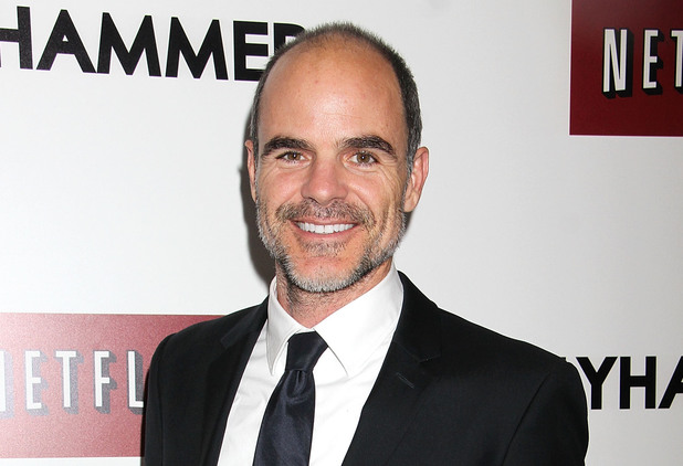 Michael Kelly attends the 'Lilyhammer' season 2 premiere at NYIT Auditorium
