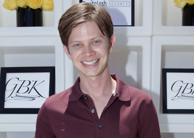 Lee Norris attends GBK Gift Lounge In Honor of The MTV Movie Award Nominees And Presenters