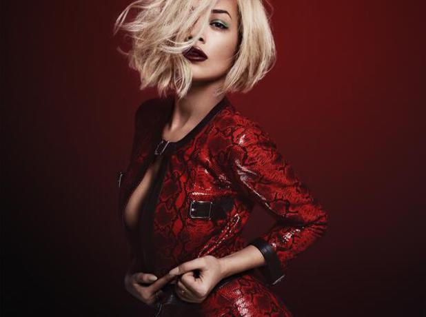 Rita Ora 'I Will Never Let You Down' single artwork