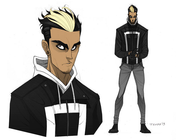 All-New Ghost Rider Robbie Reyes