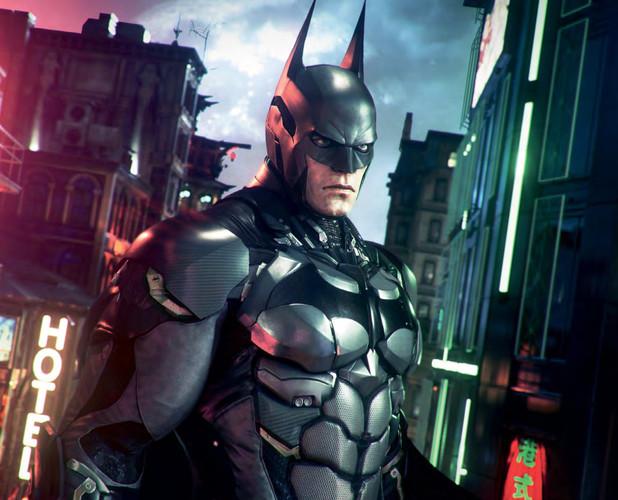 Arkham Knight Batman video game