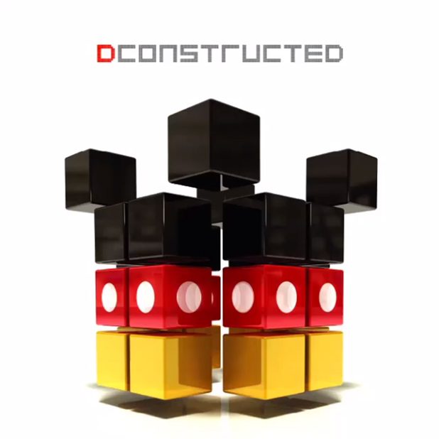 Disney EDM remix album 'DConstructed'