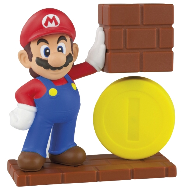 Super Mario Happy Meal toy