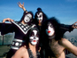 Kiss, Nirvana members for Tonight Show