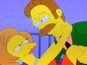 Simpsons say farewell to Edna Krabappel