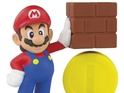 The Super Mario collection includes Mario, Luigi, Donkey Kong, Toad and more.