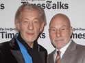 Ian McKellen shoots down the idea of starring in a reality series.